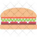 Sandwich Cook Cooking Icon