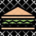 Sandwich Food Drink Icon