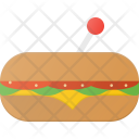 Sandwitch Fast Eat Icon