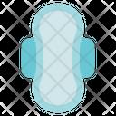 Hygiene Sanitary Napkin Pad Icon