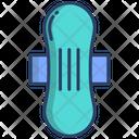 Sanitary Pad Pad Sanitary Napkin Icon