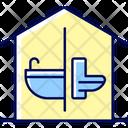 Sanitation Facilities Icon