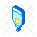 Sanitation Liquid Soap Icon