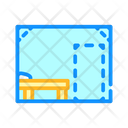 Sanitation Room Color Icon