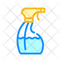 Sanitation Sprayer Bottle Icon