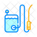 Sanitation Equipment Color Icon