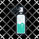 Sanitize Spray Icon