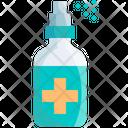 Spray Disinfection Antiseptic Icon