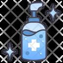 Gel Hygiene Sanitizer Icon