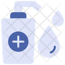 Sanitizer Sanitizer Bottle Handsanitizer Icon