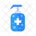 Alcohol Gel Health Icon