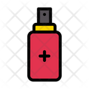 Sanitizer Hand Cleaning Icon