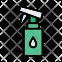 Soap Sanitizer Liquid Icon