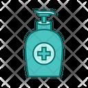 Sanitizer Clean Hygiene Icon