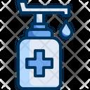 Soap Sanitizer Antiseptic Icon