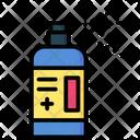 Handsanitizer Sanitizer Bottle Icon