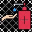 Handwash Liquid Soap Icon