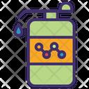 Sanitizer Hygiene Hand Icon