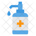Sanitizer Sterilize Cleaning Icon
