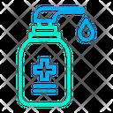 Hand Wash Soap Liquid Icon