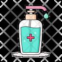 Sanitizer Sanitizer Medical Icon