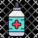 Sanitizer Hand Wash Spray Icon