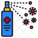 Sanitizer Bottle Icon