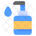 Sanitizer Disinfectant Hygienic Icon