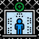 Sanitizer Gate Icon