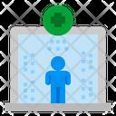 Sanitizer Gate Sanitizer Healthcare Icon