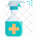 Sanitizer Spray Icon
