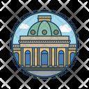 Sanssouci Palace Famous Building Landmark Icon