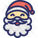 Christmas Claus Santa Icon