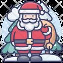 Claus Christmas Xmas Icon