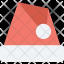 Santa Cap Hat Icon
