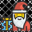 Santa Gifts Presents Icon