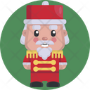 Santa Christmas Avatar Icon