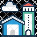 Santa Barbara Icon