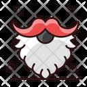 Santa Beard Icon