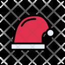 Santa Cap Beanie Icon