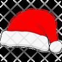 Santa Cap Hat Santa Hat Icon