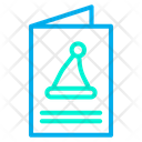 Santa Card Icon