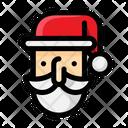 Santa Claus Celebration Pretty Icon