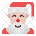 Santa Claus Santa Avatar Icon