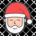 Santa Claus Noel Icon