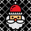 Santa Claus Xmas Christmas Icon