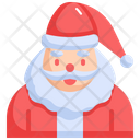 Santa Claus Avatar Christmas Icon