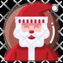 Santa Claus Avatar Celebration Icon