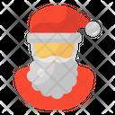 Santa Claus Christmas Santa Christmas Avatar Icon