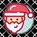Santa Santa Claus Christmas Icon